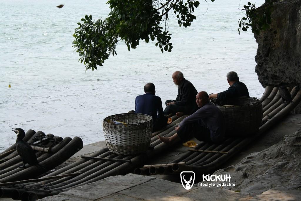 de eenvoudige vissers